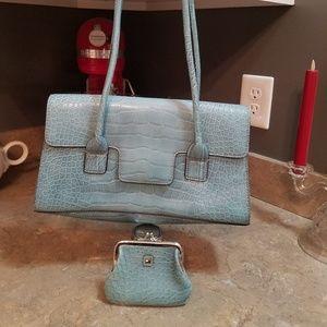 Tommy Hilfiger Handbag with Change Purse